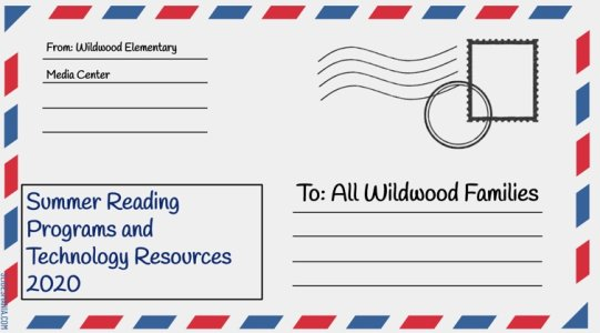 Summer Resources for Reading and Technology